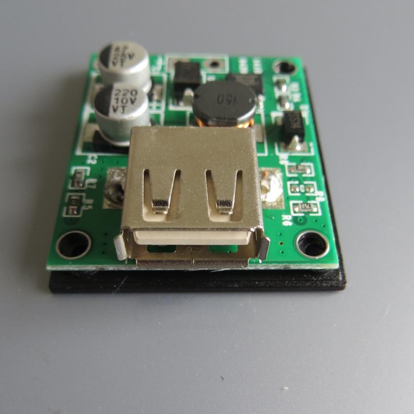 US $2 37 35% OFF|5v 2A Solar Panel Power Bank USB Charge Voltage Controller  Regulator 6V 20V input 5Vdc Output for iPhone Samsung HTC mobile work-in