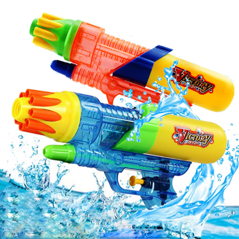 unids nuevo doble boquilla de pistolas de agua de alta presin pistola de agua pistola