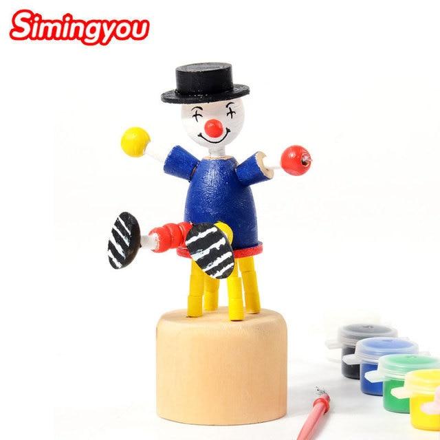 Simingyou wood toys animal puppet show color game do it yourself simingyou wood toys animal puppet show color game do it yourself montessori toys c20 a solutioingenieria Choice Image
