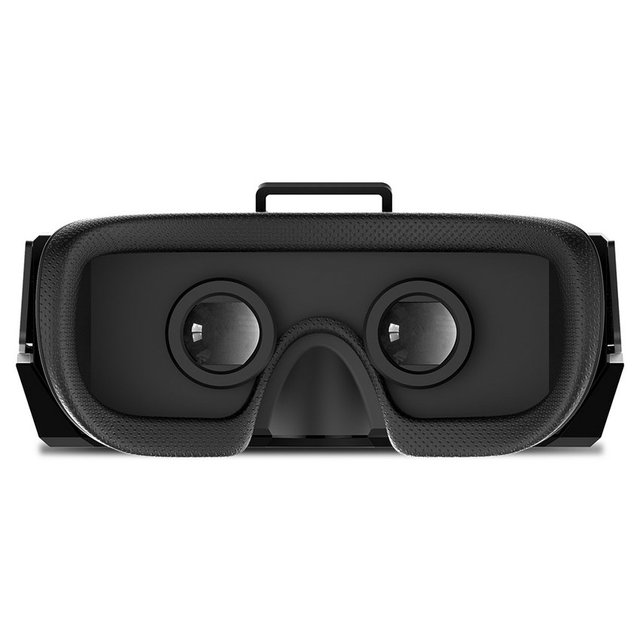 VR Box 3.0 Pro Glasses 46 for PC HMD-518 3D Private Mobile Cinema Theater 80 Inch 640*360 8G ROM High Resolution Double Lens 3
