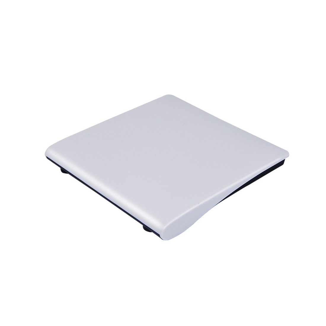 New White External Optical Disk Drive Case Box USB 3.0 SATA High Speed for Macbook Windows PC Laptop CD/DVD-ROM Optical Box
