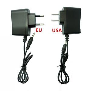 High-quality LED flashlight 18650 Battery Charger LED headlight Direct charge EU USA Plug Free shipping