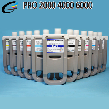 PFI 1700 Pigment Ink Tank with Chip for Canon PRO 2000 4000 6000 Inkjet Printer