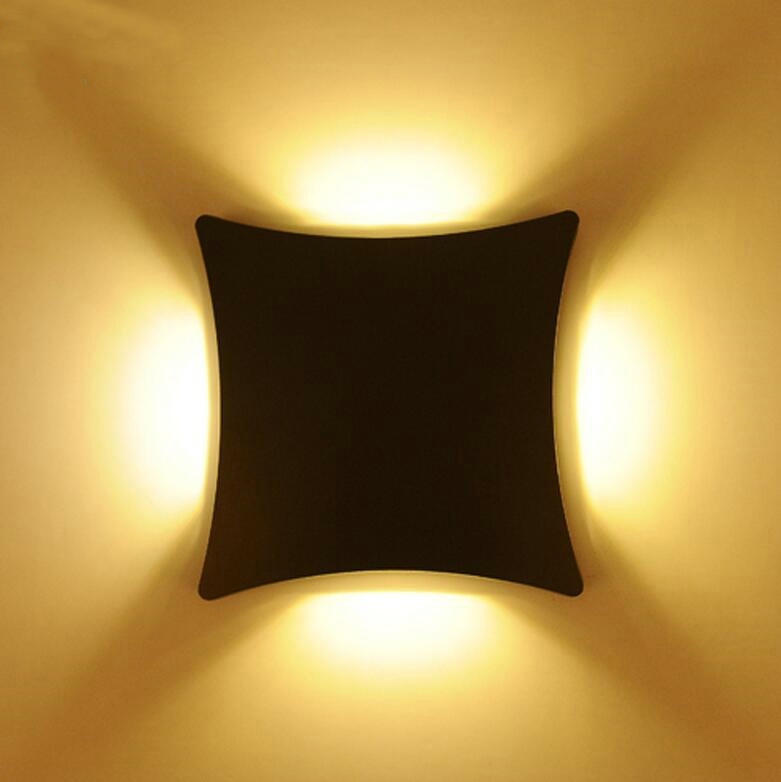 Acquista all'ingrosso online led outdoor wall light fixtures da ...