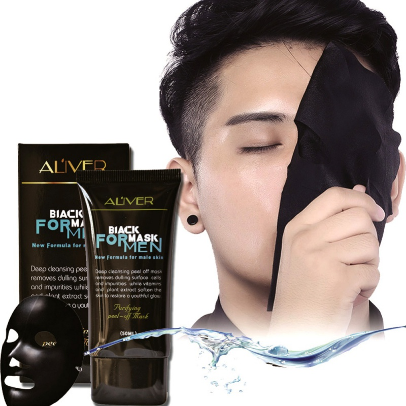Purifying Blackhead Remover Peel Off Facial Cleaning Black Face Mask for  men women-in Treatments   Masks from Beauty   Health on Aliexpress.com  079ccd0b28