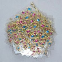 30/24Sheet Nail Charms Stickers Nail Art Jewelry Diamond Lace Gold Nails Adhesive Charm Nail Art Stickers Decals Transfers GOLD куртка утепленная grand style grand style gr025ewcfza3