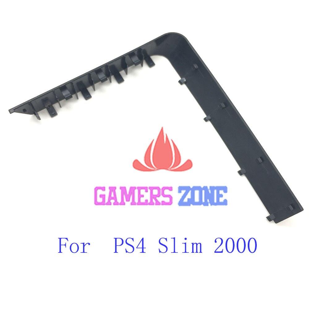 Noir Disque Dur HDD Bay Porte Couverture Pour PS4 Slim 2000 Console Logement Cas