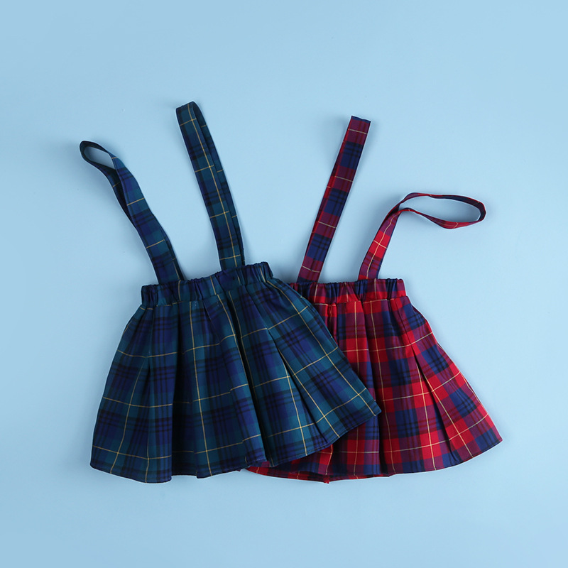 2017-Kids-Skirts-For-Baby-Girl-Summer-Fall-Plaid-Skirt-Toddler-Girl-Suspender-Pleated-Skirts-England-Style-Child-School-Clothes-1