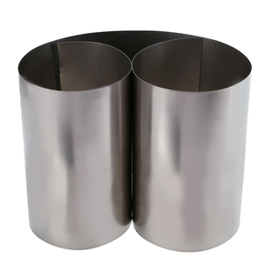 Image 4 - 1Pcs Thin Ti Gr2 Titanium Plate Sheet Silver Metal Square Foil Craft 0.1*100*500mm with Corrosion Resistance