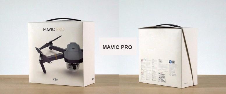 DJI Mavic Pro Mavic pro Fly more combo Drones