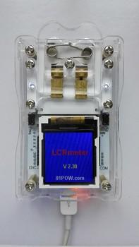 DDM palm 200K bridge 100K bridge SMT patch inductance capacitance resistance test Esr table LCR table