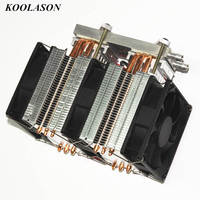 12V 144W 172W 240W DIY Dual Core Chip Semiconductor Electronic Refrigeration Cool Cold Water Machine Chiller