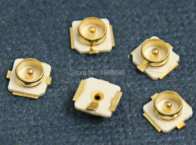 Latest 10 Pcs/lot Ipx U.fl Rf Coaxial Connector Smd Smt Solder Pcb Mount Socket Jack Female And For Ipex/u.fl Pcb Smt Connector Reputation First