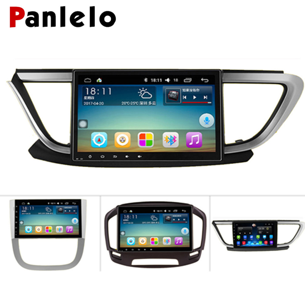 Panlelo For Opel Insignia Mokka OMEGA Yat Antara 2 din Android Auto radio GPS Navigation AM
