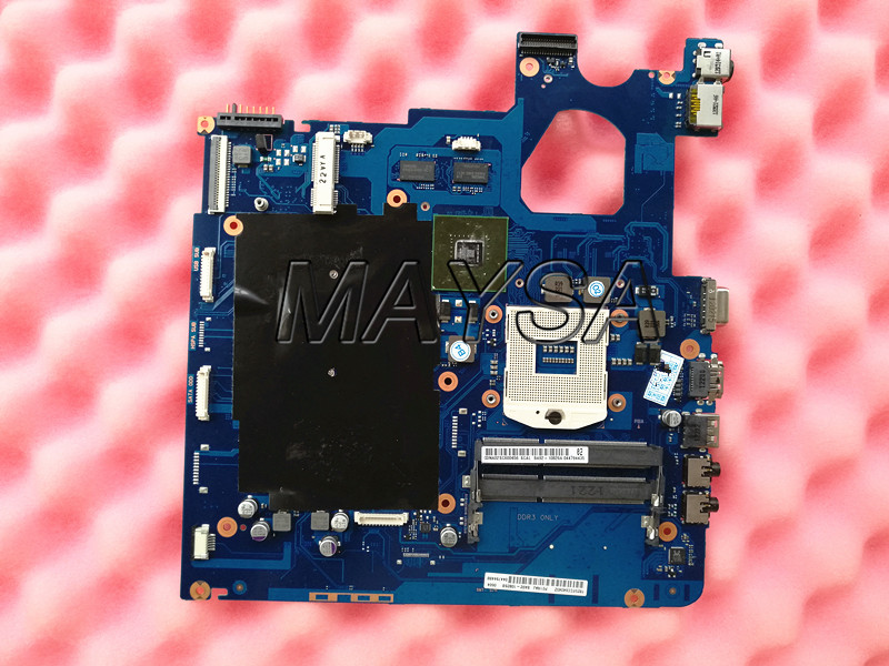 BA92-11481A BA41-01978A Main Board FIT for Samsung NP300E5C NP300E5X laptop motherboard 100% Tested geometric shaped silver plated blue diamond earrings