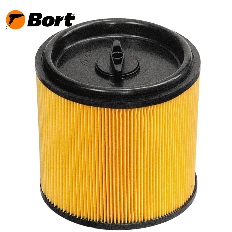 Cartridge filter for vacuum cleaner Bort BF-1 (for Bort BSS-1220-Pro, BSS-1330-Pro, BSS-1518-Pro) 1 piece vacuum cleaner parts hepa filter replacement for miele active air clean filter c2 s4000 s5000 s6000 s8000 series