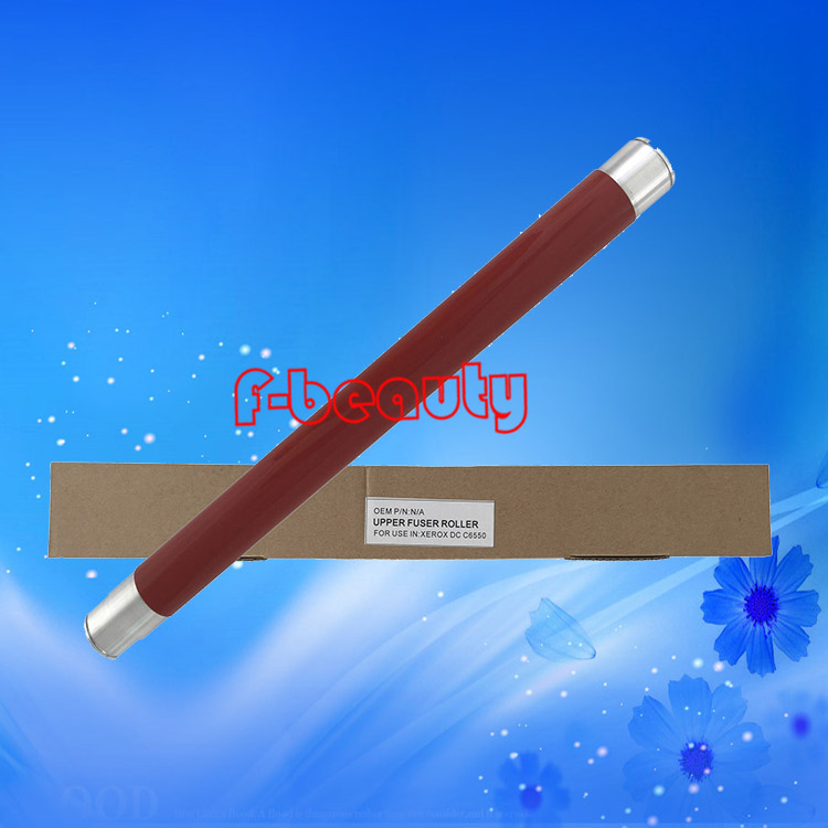 ФОТО High quality upper fuser roller compatible for Xerox DC C6550 7550 7500 7600 6500 5065 5500 550 560 7780