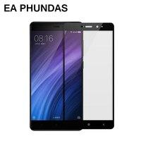 For Xiaomi Redmi 4 A   Tempered Glass EA PHUNDAS Full glass  Anti-Explosion Screen Protector Anti-Fingerprint Guard 2.5D