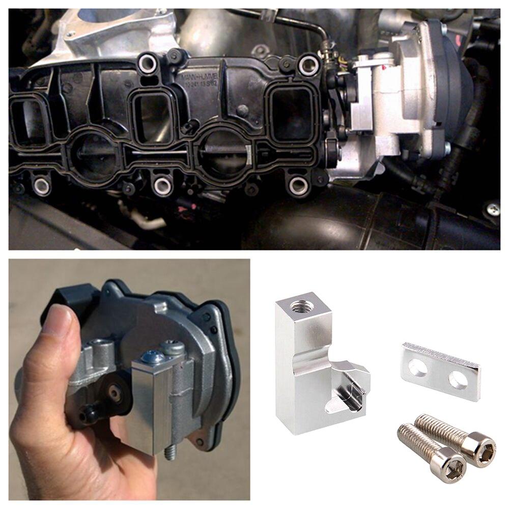 JEAZEA впускной коллектор клапан Ремонтный комплект для Volkswagen для Audi для Skoda ремонтный кронштейн держатель автомобильные аксессуары