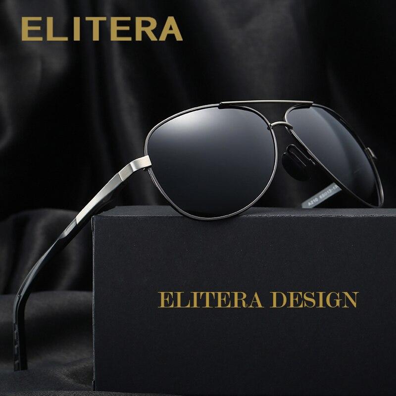 f1151e88c Image ELITERA Aluminum Magnesium Brand Polarized Sunglasses Men New Design Fishing  Driving Sun Glasses Eyewear Oculos
