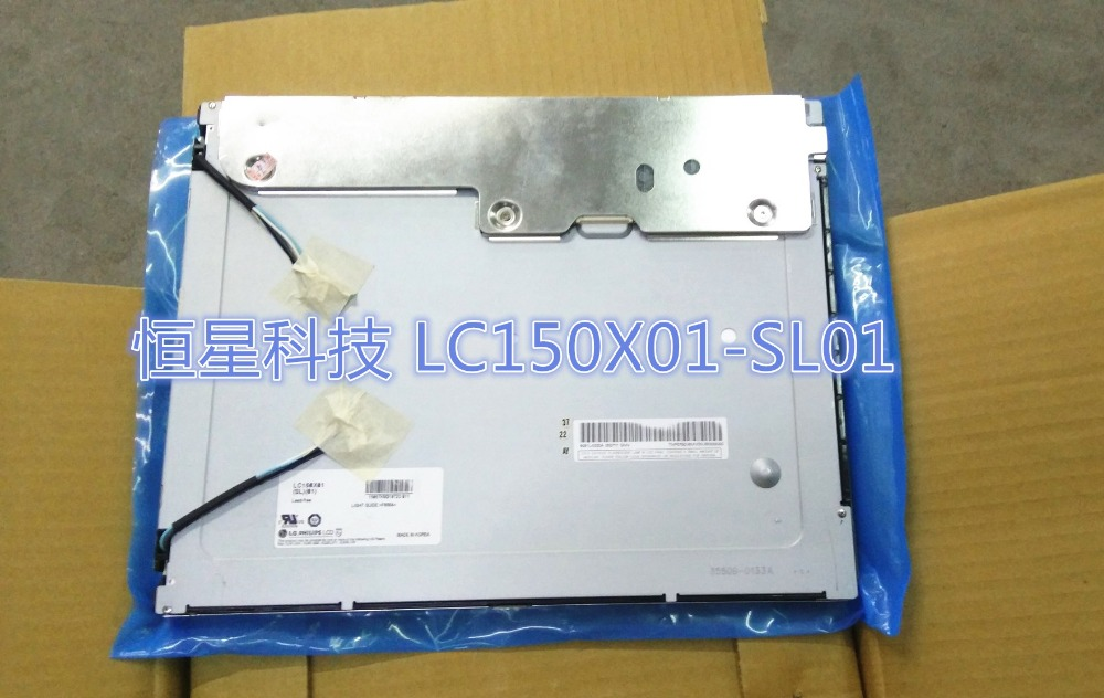Original nouveau 15inch LC150X01-SL01/LC150X01-SL02/LC150X01-SLK2/A3/A4Original nouveau 15inch LC150X01-SL01/LC150X01-SL02/LC150X01-SLK2/A3/A4