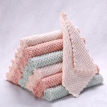 Kitchen towels,Household Dishcloth,Blotting towel,Tablecloth,Dishcloth,Thicken microfiber Cleaning cloth,Household dish cloth.