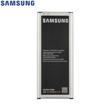 Original EB-BN910BBE Battery For Samsung GALAXY NOTE4 N910a N910u N910F N910H N910V NOTE 4 Replacement Phone Battery 3220mAh цена