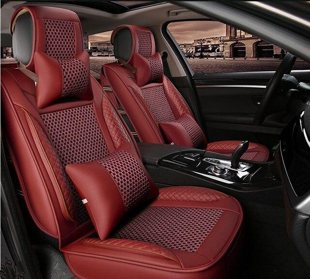Haute qualité! ensemble complet housses de siège de voiture pour Ford Fiesta  2017-2009 58a4a7d46aa9