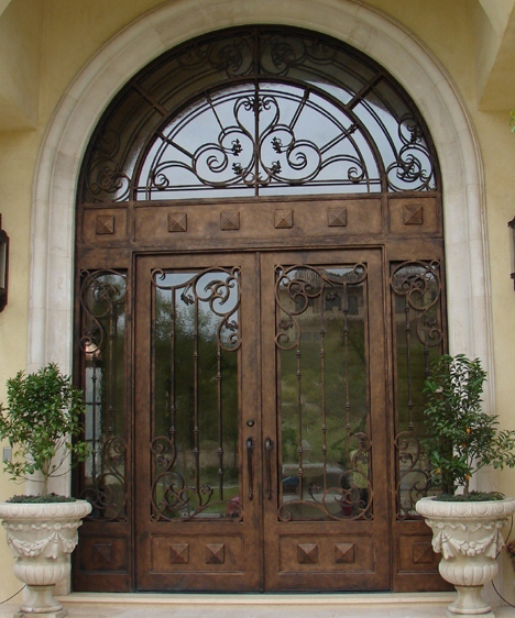 French Exterior Doors Steel: French Style For LM 014 Exterior Front Doors Exterior Door