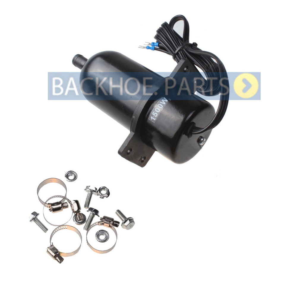 657de8b1aec Engine Block Heater Type 1500W 240V Preheater Option 120-140 F. US  98.00. Fuel  Lift Pump ...