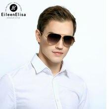 EE Mens Sunglasses Brand Designer 2016 Man Sunglasses Luxury Brand with Logo Unisex Retro Sunglasses Women Mirror Rose