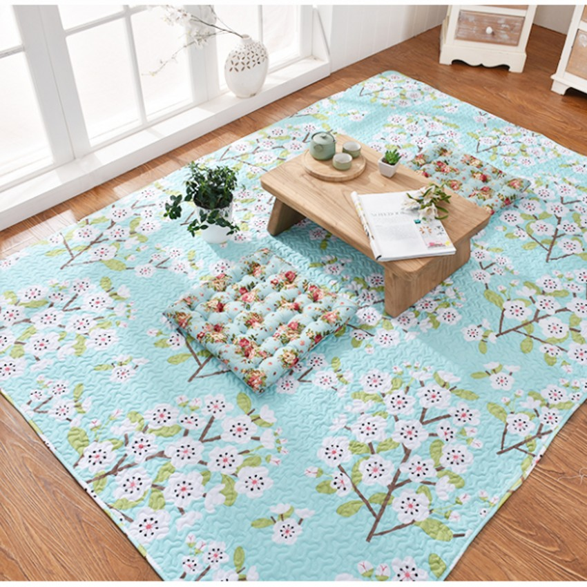 Japan Style Tatami Mat Quilted 100 Cotton Environmental