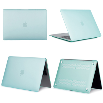 Light Green Hard Case For Macbook Air & Pro 7