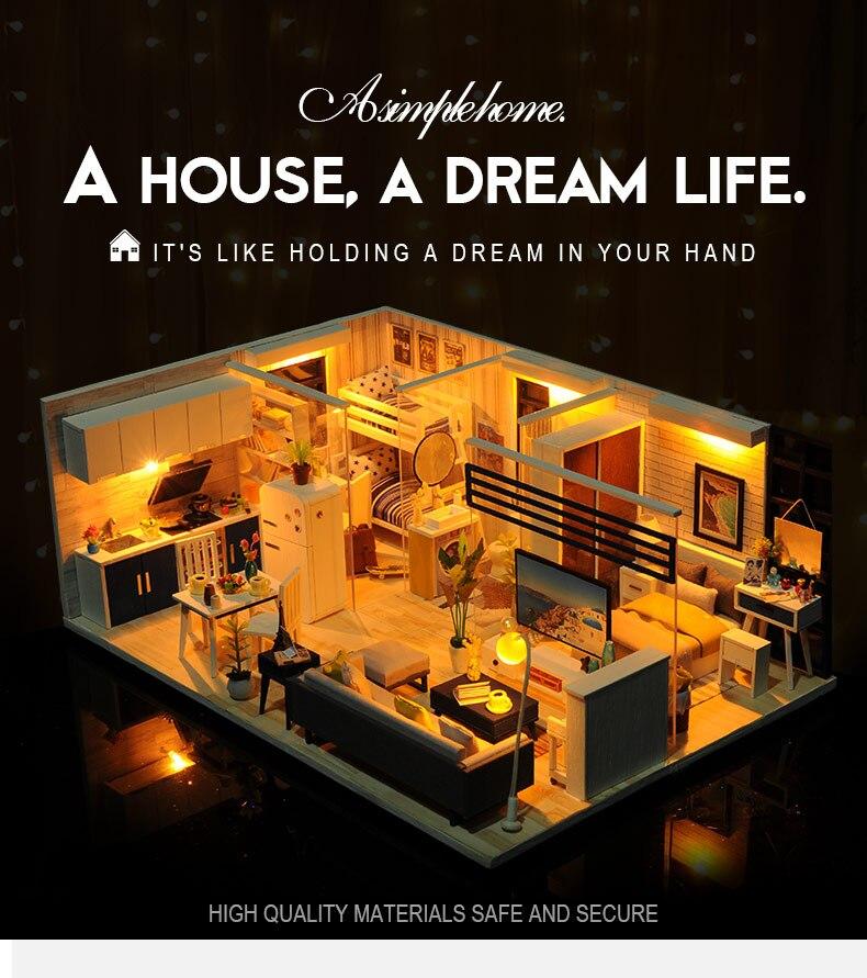Arquitetura/Casa DIY/Miniaturas