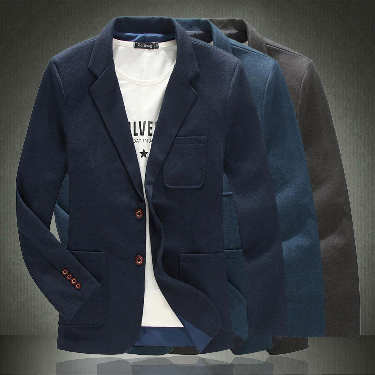 new brand fashion blazer men 2014 korean suits for...