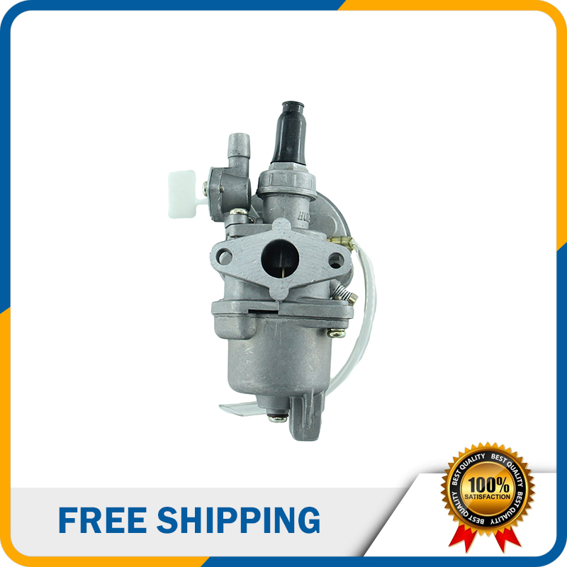 40-6 13mm 2 Stroke Carburetor 49cc Carburetor For Air-cooling Mini Pocket/ATV-Quads/Mini Dirt Bike/Scooter HK-151