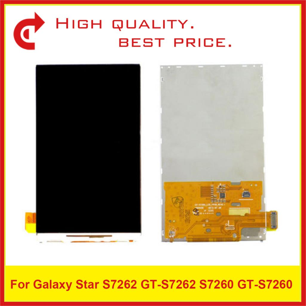 10Pcs/lot ORIGINAL For Samsung Galaxy Trend S7562 GT S7562 GT S7560 S7560 GT S7560M S7560M Lcd Display Screen s7560 Pantalla-in Mobile Phone LCD Screens from Cellphones & Telecommunications