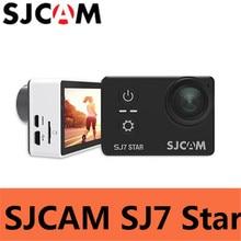 """SJCAM SJ7 звезда действий Камера 4 К 30fps 2.0 """"Сенсорный экран удаленного Ultra HD Ambarella A12S75 30 м Водонепроницаемый спортивные камера Видеорегистраторы для автомобилей"""