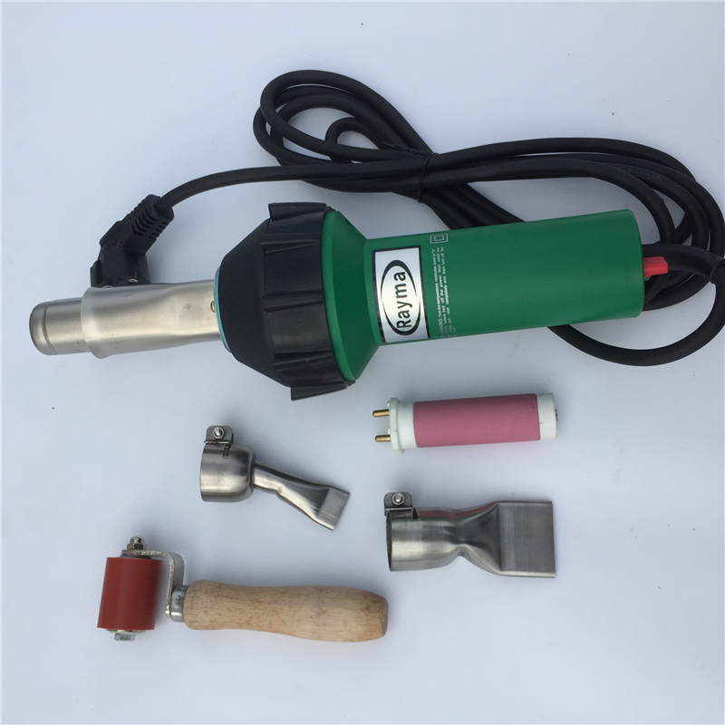hotsale hot air tarpaulin welder heat air gun hot air welder heat gun replace the Leisiter trica S CE certificate high quality !
