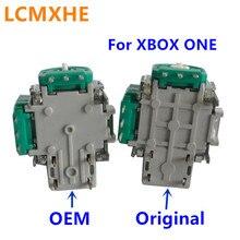 2 adet XBOX ONE Için 3D Analog sopa Denetleyicisi Joystick Eksen Sensörü Modülü Playstation 4 PS4 Yedek onarım parçaları