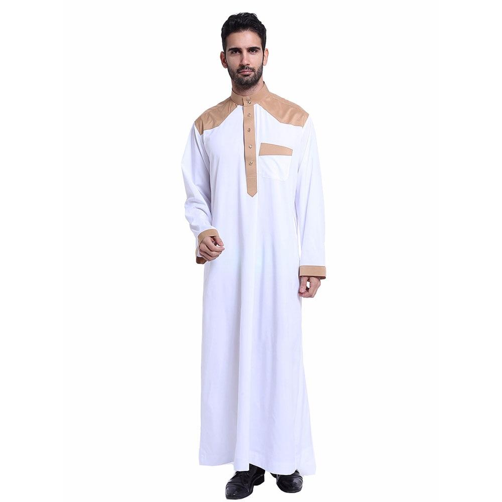 Nusuki Boys Jubba Thobe Saudi White Soft Thawb Eid Design New Size 40