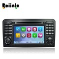 Beiinle Car 2 Din Head Unit Radio Stereo DVD GPS Navigation Player for Benz W164 X164 ML300 ML350 ML450 ML500 GL320 GL350