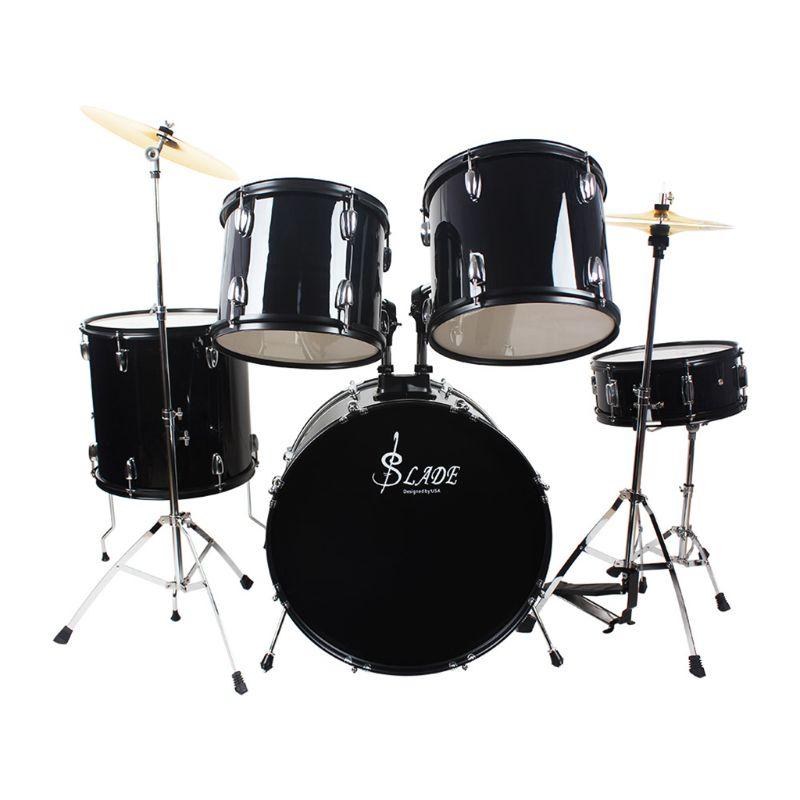 """1 Pc Becken 8 ''/10""""/12 """"/14"""" Messing Legierung Splash Hallo-hut Für Drum Set Percussion"""