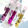 Sex Product Waterproof Rabbit Dildo Vibrator G-spot Massager Multispeed Female Adult Sex Toy For Women Adult Product