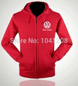 Image 3 - Ectic S ~ XXL גודל 4 צבעים חורף מעילי פולקסווגן פולקסווגן 4S עובד בגדי sweatershirt בסוודרים