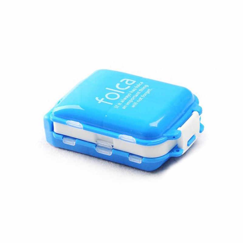 Cofoe 小さな毎日ピルケース/週刊医学収納/薬物ホルダーため 7 日タブレット選別機分配ボックス容器