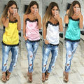 Fashion Sexy Womens Summer Vest Top Sleeveless Casual Tank Tops Nightwear Camis Tops