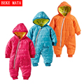 High Quality Baby Rompers Winter Thick Cotton Boys Costume Girls Warm Clothes Kid Jumpsuit Children Outerwear Baby Wear Overalls