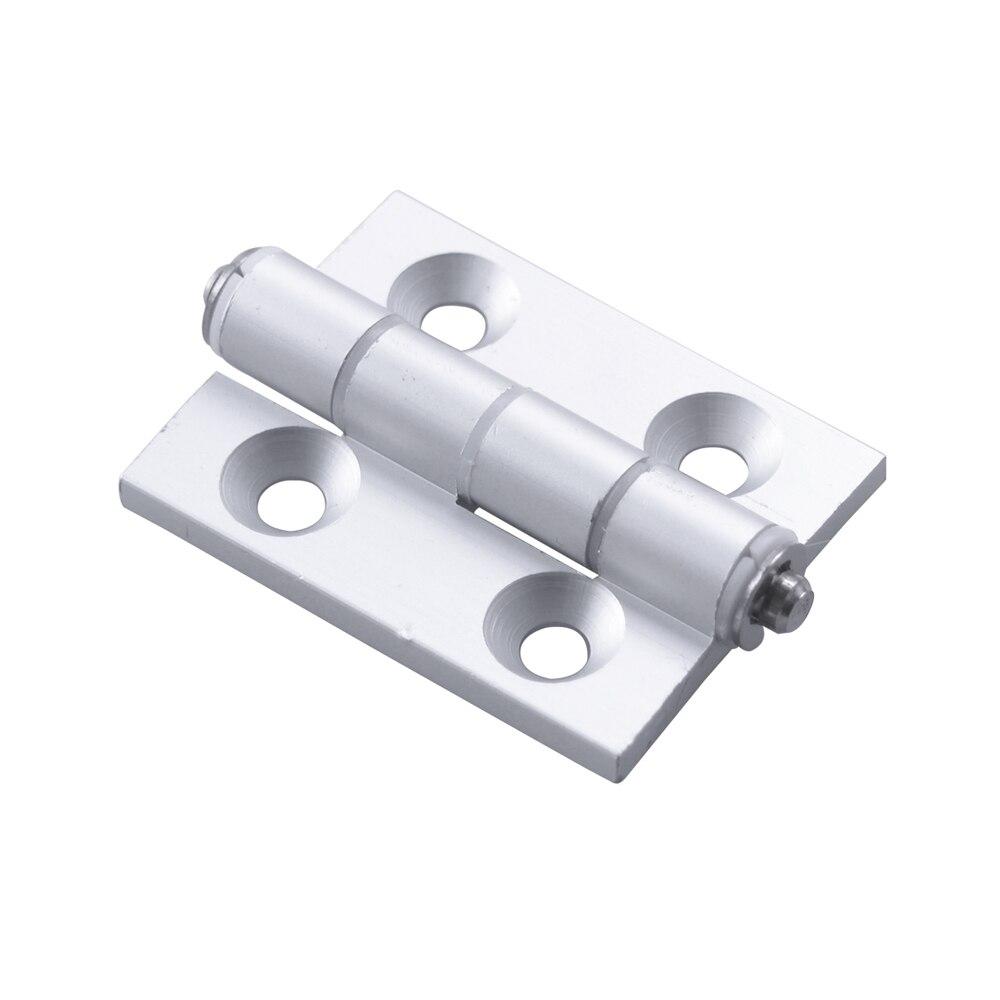 Us 581 23 Offeuropese Standaard 2020 Aluminium Profiel Accessoires 4 Hole Deur Frame Scharnieren Hoek Connector Kast Kast Van 2 In Deur