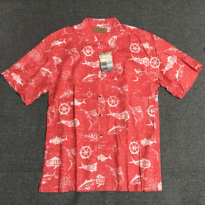 Vintage red clothing brand 15